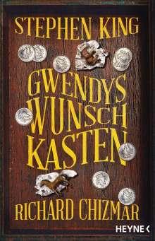 Stephen King: Gwendys Wunschkasten, Buch
