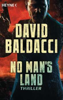 David Baldacci (geb. 1960): No Man's Land, Buch