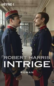 Robert Harris: Intrige (Film), Buch