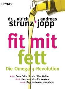 Ulrich Strunz: Fit mit Fett, Buch