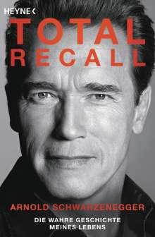 Arnold Schwarzenegger: Total Recall, Buch