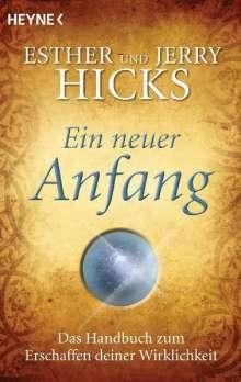Esther Hicks: Ein neuer Anfang, Buch