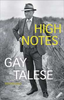 Gay Talese: High Notes, Buch