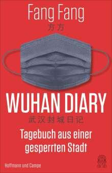 Fang Fang: Wuhan Diary, Buch