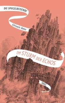 Christelle Dabos: Die Spiegelreisende Band 4 - Im Sturm der Echos, Buch