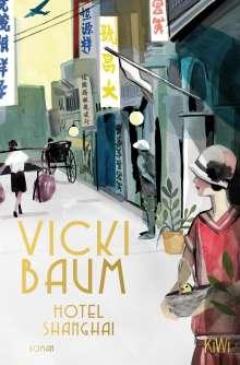 Vicki Baum: Hotel Shanghai, Buch