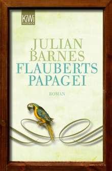 Julian Barnes: Flauberts Papagei, Buch
