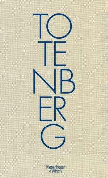 Thomas Hettche: Totenberg, Buch