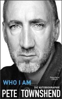 Pete Townshend: Who I Am, Buch