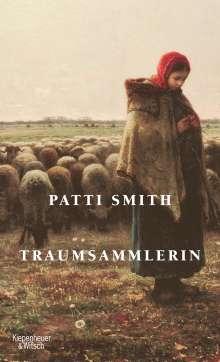 Patti Smith: Die Traumsammlerin, Buch