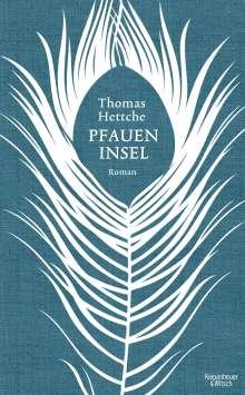 Thomas Hettche: Pfaueninsel, Buch