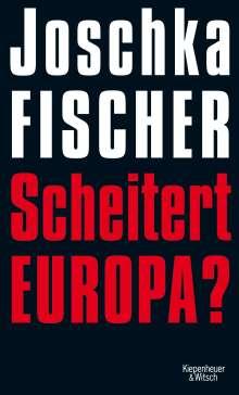 Joschka Fischer: Scheitert Europa?, Buch