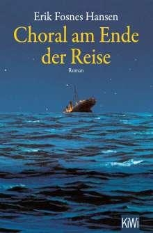 Erik Fosnes Hansen: Choral am Ende der Reise, Buch
