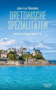 Jean-Luc Bannalec: Bretonische Spezialitäten, Buch
