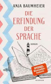 Anja Baumheier: Die Erfindung der Sprache, Buch