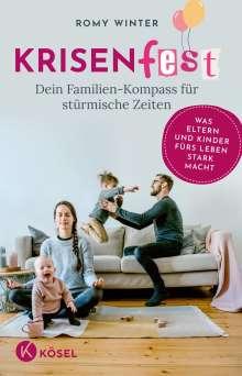 Romy Winter: Krisenfest - Das Resilienzbuch für Familien, Buch