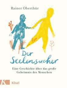 Rainer Oberthür: Der Seelensucher, Buch