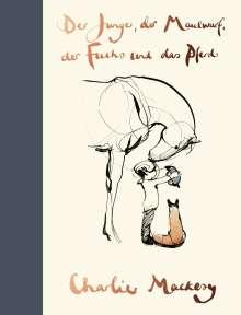 Charlie Mackesy: Der Junge, der Maulwurf, der Fuchs und das Pferd, Buch
