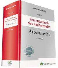Formularbuch des Fachanwalts Arbeitsrecht, Buch