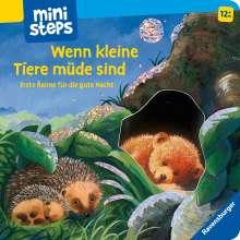 Sabine Cuno: Wenn kleine Tiere müde sind, Buch