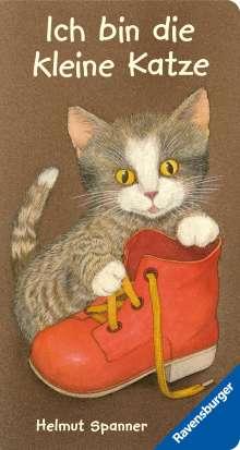 Helmut Spanner: Ich bin die kleine Katze, Buch