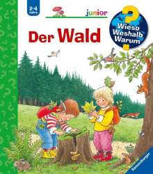 Angela Weinhold: Der Wald, Buch