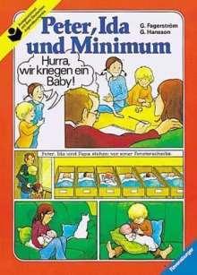 Grethe Fagerström: Peter, Ida und Minimum, Buch
