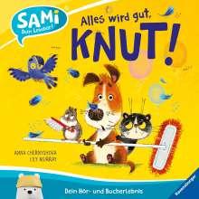 Lily Murray: Alles wird gut, Knut!, Buch