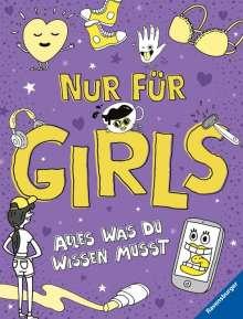 Lizzie Cox: Nur für Girls - Alles was du wissen musst, Buch
