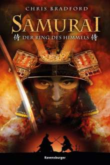 Chris Bradford: Samurai 08. Der Ring des Himmels, Buch