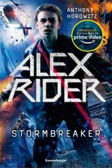 Anthony Horowitz: Alex Rider 01: Stormbreaker, Buch
