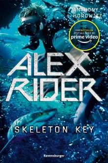 Anthony Horowitz: Alex Rider 03: Skeleton Key, Buch