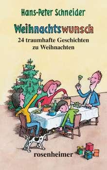 Hans-Peter Schneider: Weihnachtswunsch, Buch