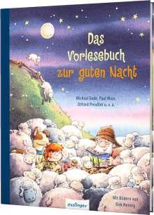 Paul Maar: Das Vorlesebuch zur guten Nacht, Buch
