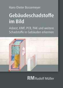 Hans-Dieter Bossemeyer: Gebäudeschadstoffe im Bild, Buch