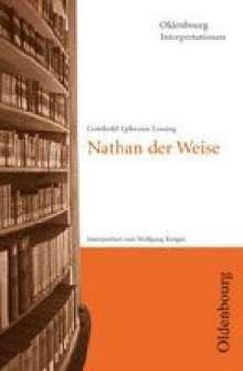Wolfgang Kroeger: Gotthold Ephraim Lessing, Nathan der Weise, Buch