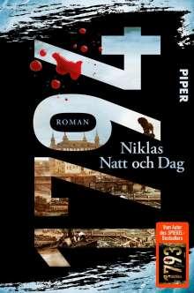 Niklas Natt Och Dag: 1794, Buch