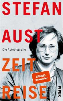 Stefan Aust: Zeitreise, Buch