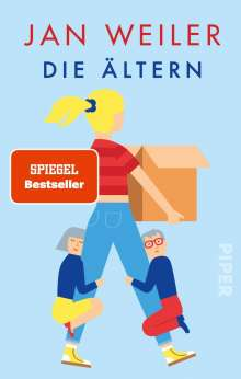 Jan Weiler: Die Ältern, Buch