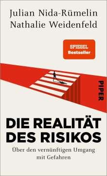 Julian Nida-Rümelin: Die Realität des Risikos, Buch