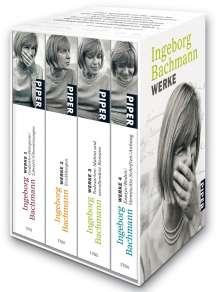 Ingeborg Bachmann: Werke 1 - 4, Buch