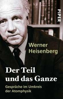 Werner Heisenberg: Der Teil und das Ganze, Buch