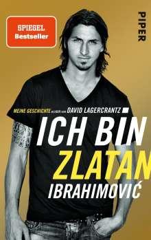Zlatan Ibrahimovic: Ich bin Zlatan, Buch