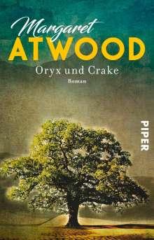 Margaret Atwood (geb. 1939): Oryx und Crake, Buch