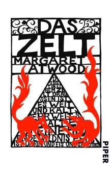 Margaret Atwood (geb. 1939): Das Zelt, Buch