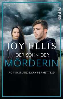 Joy Ellis: Der Sohn der Mörderin, Buch