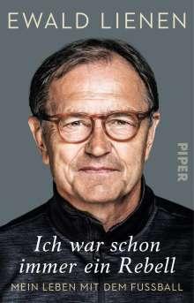 Ewald Lienen: Ich war schon immer ein Rebell, Buch