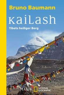 Bruno Baumann: Kailash, Buch