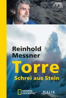 Reinhold Messner: Torre, Buch