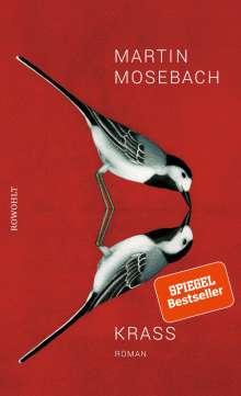 Martin Mosebach: Krass, Buch